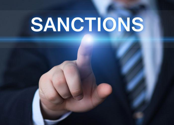 Евросоюз ввёл новые антироссийские санкции