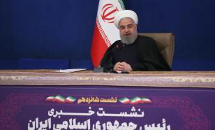 Вернёмся через час: президент Ирана рассказал о ядерной сделке