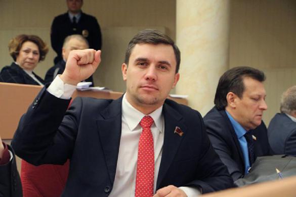 Полиция отпустила саратовского депутата Бондаренко