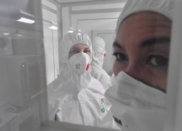 Медсестра сбросила 34 килограмма, испугавшись смерти от коронавируса