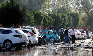 В Анталье прогремел взрыв есть пострадавшие