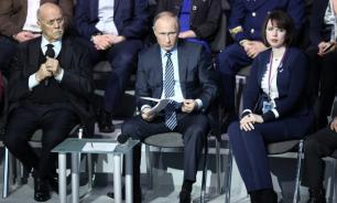 Путин: С отменой контрсанкций будем тянуть как можно дольше