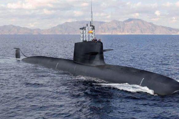 У новейшей подлодки ВМС Испании возникли крупные проблемы