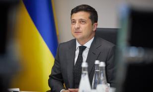 """Зеленский выиграл """"виртуальные"""" выборы президента"""