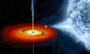 """Астрономы услышали """"крик"""" звезды, уничтожаемой черной дырой"""