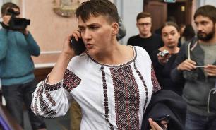 Савченко получила восемь голосов на выборах в Верховную раду