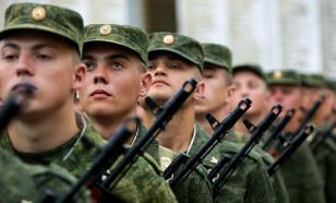 Шойгу рассказал про весенний призыв в армию России