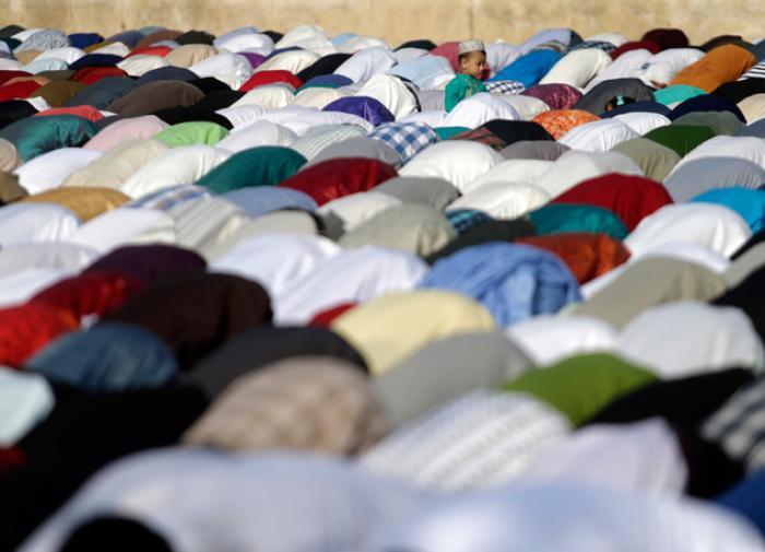 С 12 по 15 октября мусульмане отмечают праздник Ураза-Байрам
