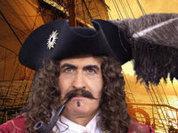 Пираты: губернаторами они были неважными