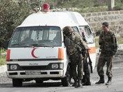 Сирия: борьба за хартленд и ось мира