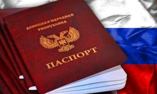 Леонид КАЛАШНИКОВ — об отмене признания паспортов жителей ДНР и ЛНР