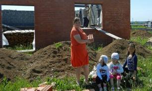 Дома на дачных участках можно будет строить на маткапитал