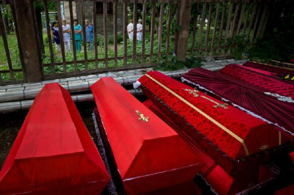 Бразильскому городу не хватает гробов из-за коронавируса