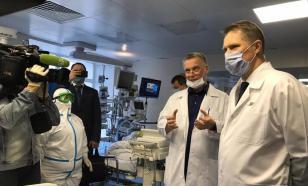 Мурашко сообщил об открытии инфекционного госпиталя под Уфой