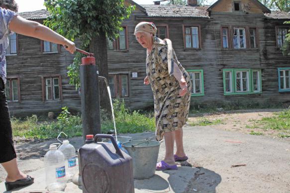 Счетная палата: более 12 млн россиян живут без водопровода