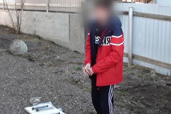 Дистанционное обучение нарушило планы школьника-террориста