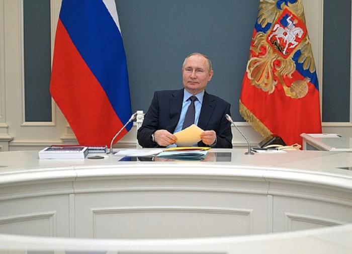 Путин рассказал, о чём собирается говорить с Байденом