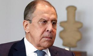 """Лавров обвинил в ущербности логику членов """"нормандского формата"""""""