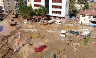 Турецкая провинция на Черноморском побережье затоплена