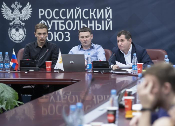 Перенос кубковых матчей, новые вице-президенты: итоги заседания РФС