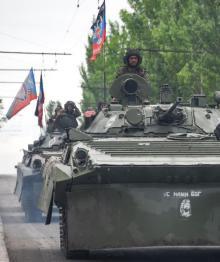 ВСУ совершили минометный обстрел Донецка и Горловки