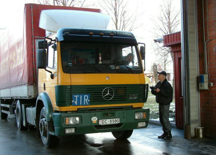 Российский рынок новых грузовых автомобилей ощутимо сократился