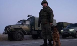 В Нагорный Карабах перебрасываются инженерно-сапёрные подразделения
