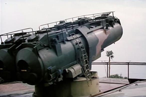 """Береговой комплекс """"Утес"""" вооружат новыми ракетами"""