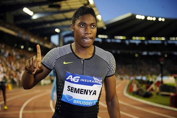 Легкоатлетка Семеня грозит бойкотом чемпионата мира из-за тестостерона