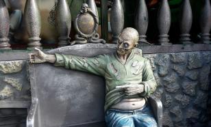 """Обнаружены вирусы, превращающие людей в """"зомби"""""""