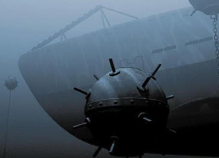 В Финском заливе уничтожили 12 мин времён Великой Отечественной войны