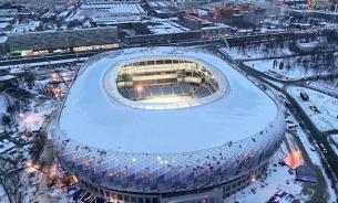 Суперкубок России по футболу отдали стадиону, где пока нет газона