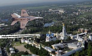 Самолет ВВС США провел разведку у Калининградской области