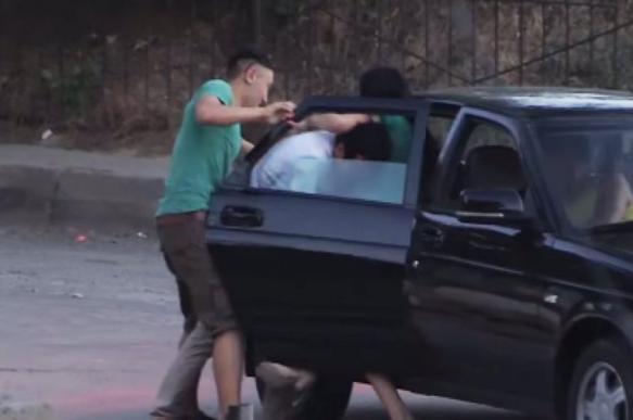 В Краснодаре арестовали трех мужчин из-за похищения невесты