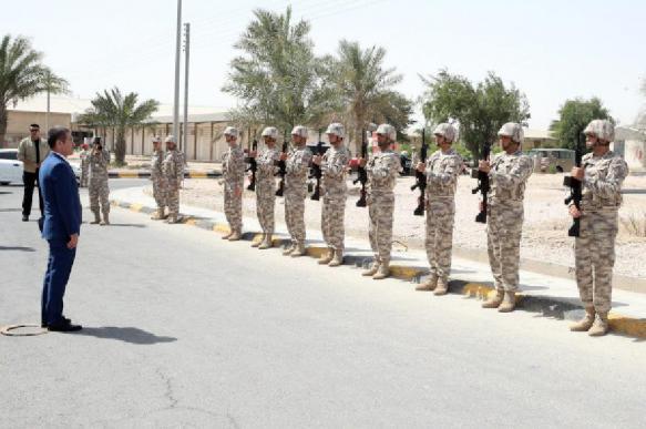 Франция объявила о размещении военных на территории Катара