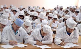 """41 тысяча студентов-медиков """"встала под ружье"""""""