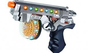 Больной ДЦП с игрушечным пистолетом пытался ограбить ювелирный магазин