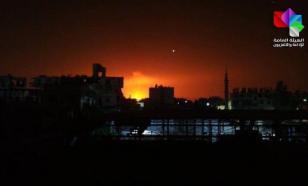 Взрыв на газопроводе в Дамаске: половина Сирии осталась без света