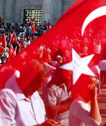 Турция и Иран восстанавливают свои империи