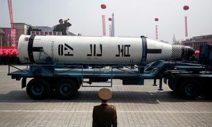 Ким Чен Ын запустил баллистическую ракету в сторону Японии