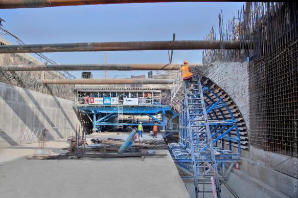 Большую кольцевую линию метро в Москве запустят к концу 2022 года
