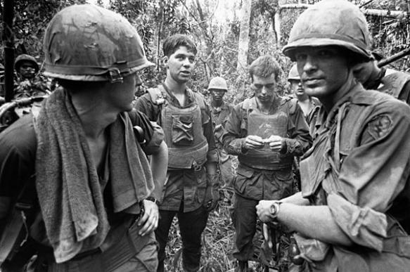 Неожиданные факты о Вьетнамской войне