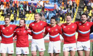 Российские регбисты установили антирекорд Кубка мира
