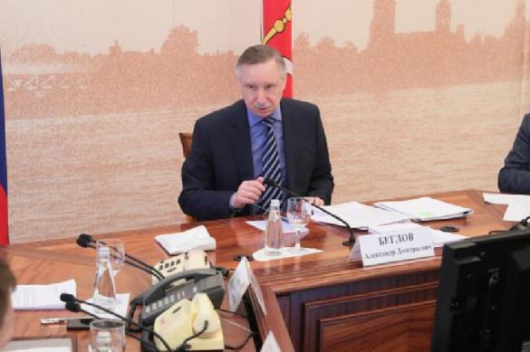 В Санкт-Петербурге задумались о введении пропускного режима