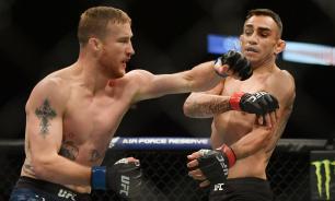 Гэтжи нокаутировал Фергюсона на турнире UFC 249