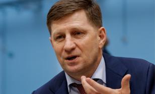 В Подмосковье арестовали дом и землю Сергея Фургала
