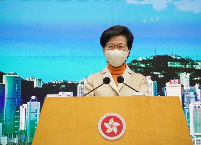 Из Гонконга напомнили Вашингтону о двойных стандартах