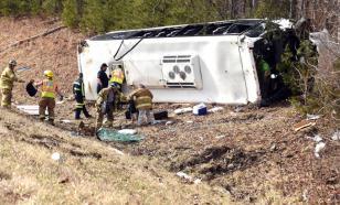 Последний вираж: перевернувшийся автобус унес жизни 4 человек