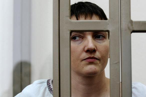 Мать Надежды Савченко поскандалила с Кличко из-за земельного участка. Видео