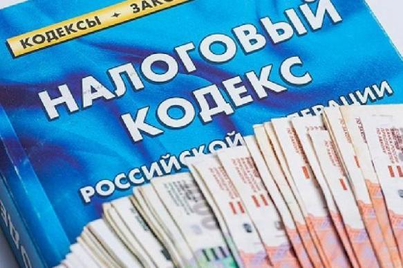 В России олигархам - льготы, рабочему классу - налоги